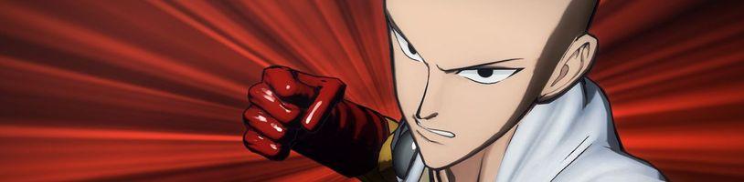 One Punch Man: A Hero Nobody Knows - ani ta nejkrásnější pleš hru nezachrání