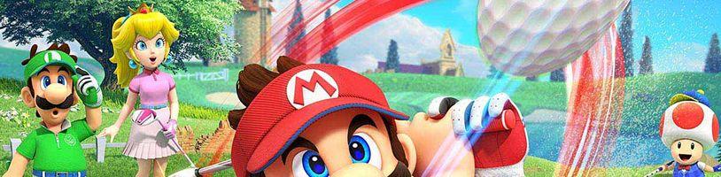 Nintendo předvedlo Splatoon 3, Mario Golf: Super Rush nebo The Legend of Zelda: Skyward Sword HD