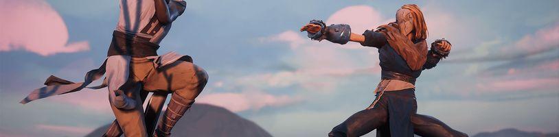 Absolver - Umělecká bojová hra se skvělou grafikou a combat systémem
