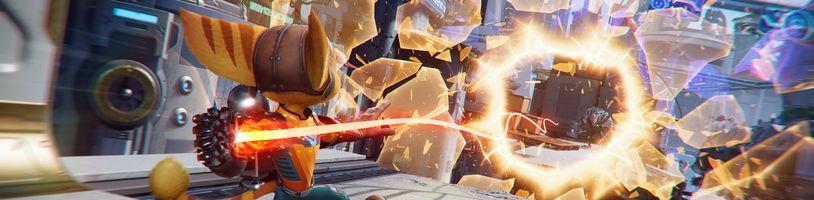 Umělá inteligence vylepšuje GTA 5, velká střílečka od Segy, Ratchet & Clank je hotov