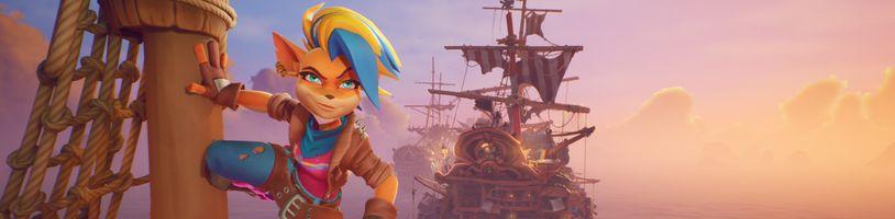 Crash Bandicoot 4 vypadá skvěle, představuje novou postavu a bude mít demo