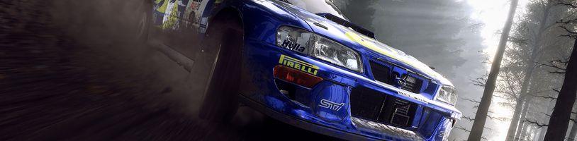 DiRT Rally 2.0 obdrží DLC s odkazem na Colina McRae