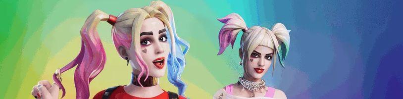 Fortnite: Harley Quinn se hlásí do služby