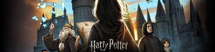 Harry Potter sa vracia! Tentoraz na vaše mobilné zariadenia