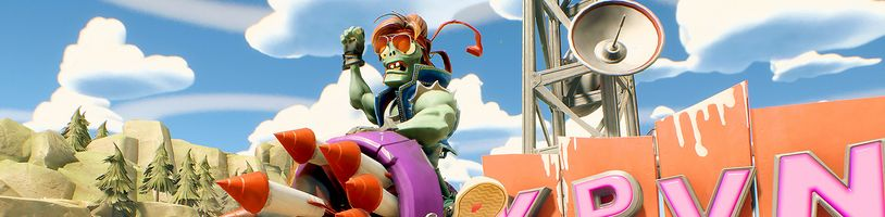 V EA Access a Origin Access nově Plants vs. Zombies: Battle for Neighborville