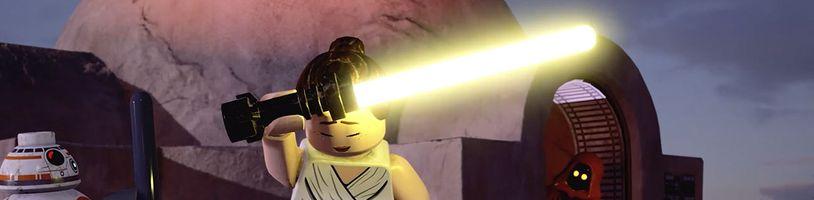 LEGO Star Wars: The Skywalker Saga si na jaře nezahrajeme