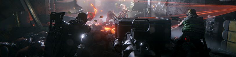 GTFO chce být náročnou hororovou střílečkou s pořádnou výzvou