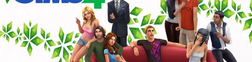 Foto příběhy v The Sims