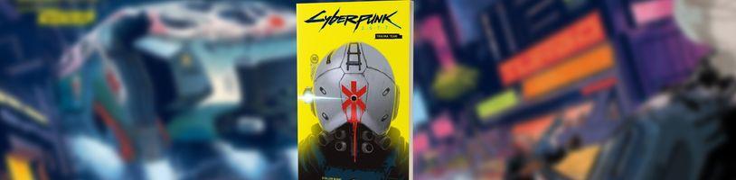Česká verze komiksu Cyberpunk 2077: Trauma Team vyjde již toto úterý