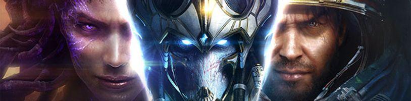 Nového obsahu pro StarCraft 2 se už nedočkáme