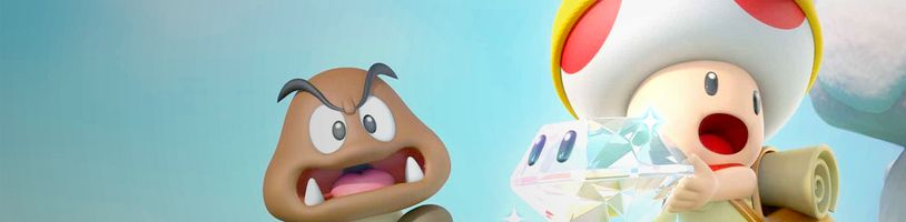 Captain Toad: Treasure Tracker - Teď tvá princezna!