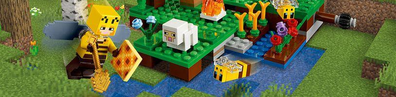 Zúčastni se LEGO speedrunu a vyhraj herní notebook
