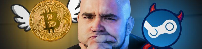 Pravý důvod, proč Steam nechce hry s kryptoměnami!