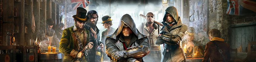 Brzy bude zdarma Assassin's Creed Syndicate, tvůrce Gran Turisma o PS5, XCOM 2 pro Switch, Splinter Cell na VR
