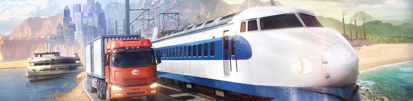 V Transport Fever 2 budete řídit dopravní infrastrukturu i na tropickém ostrově