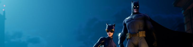 Fortnite se spojuje s Batmanem