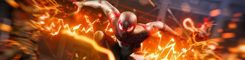 Spider-Man: Miles Morales na PS5 vypadá famózně