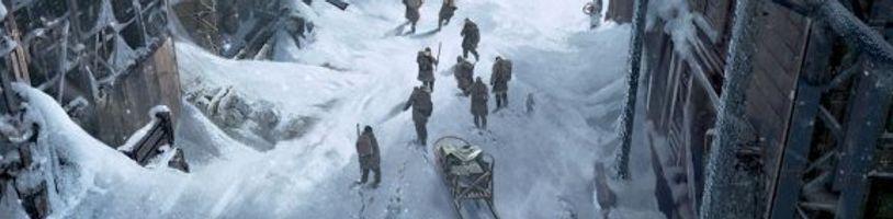 Mrazivou strategii Frostpunk čeká třetí a zároveň poslední velká expanze On the Edge