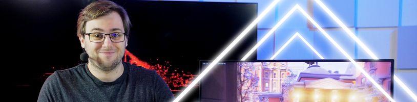 Perfektní 240 Hz QHD monitor pro hraní! Testujeme OMEN X 27 display