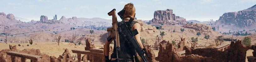 Hráči Xbox verze PUBG se brzy dočkají pouštní mapy Miramar