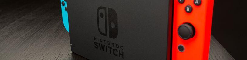 Nintendo Switch mezi nejlepšími technickými vychytávkami dekády