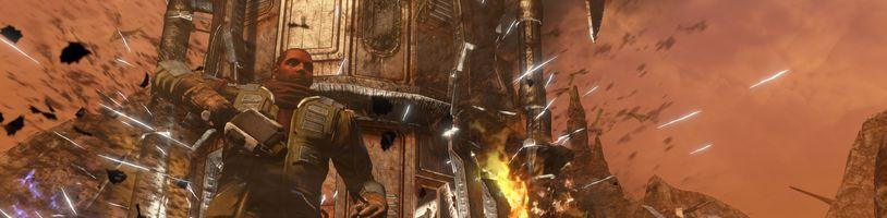 Re-Mars-trovaný Red Faction si v lete zahráme už aj na Switchi