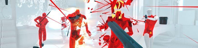 Superhot: Mind Control Delete přináší nový nevšední zážitek. Pro majitele původní hry zdarma
