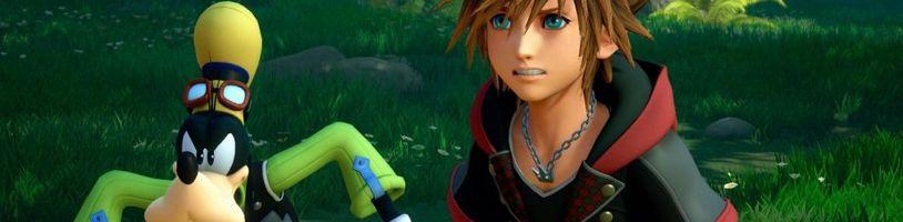 Kingdom Hearts 3 bude mít kampaň delší než 40 hodin