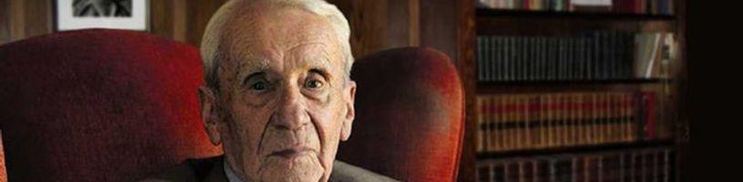 Ve věku 95 let zemřel Christopher Tolkien