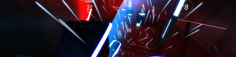 Tuzemský Beatsaber oznámil dátum vydania