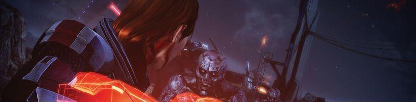 Mass Effect: Legendary Edition předvádí grafická vylepšení