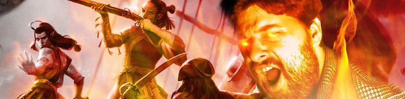 Kombinace staré atmosféry a moderních herních prvků dělá z Pillars of Eternity II: Deadfire naprosto netradiční zážitek