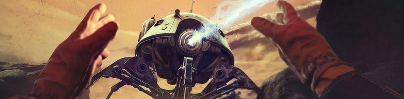 Bývalí tvůrci Cyberpunku 2077 a Dying Light chystají sci-fi thriller s robotickými pavouky