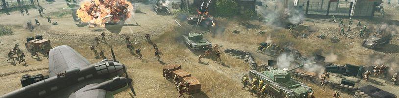 První hlubší pohled na Company of Heroes 3