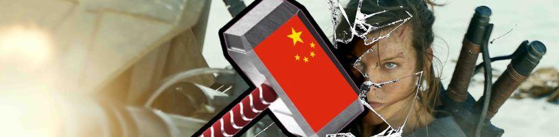 Monster Hunter v Číne pohorel kvôli rasistickému vtipu, diváci dávajú zlé hodnotenia aj hre