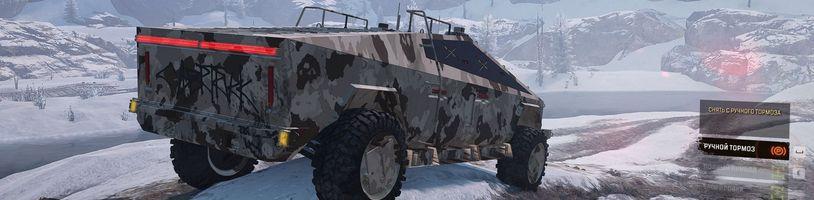 Podpora modifikací ve SnowRunner v den vydání