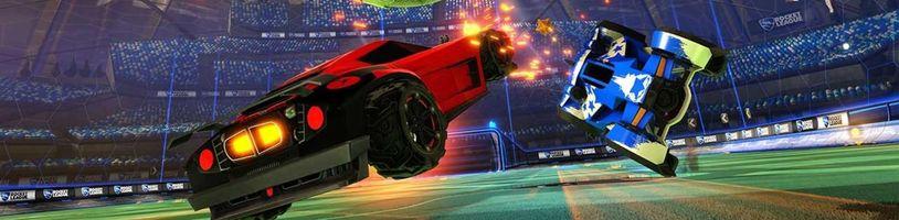 Rocket League si zahrajete i bez vlastnictví PS Plus nebo Nintendo Switch Online
