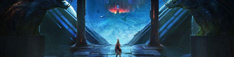 DLC k Assassin's Creed Odyssey vypadá jako zcela nová hra