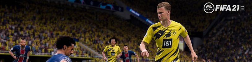 FIFA 21 ukazuje novinky v hratelnosti a přetáčení času