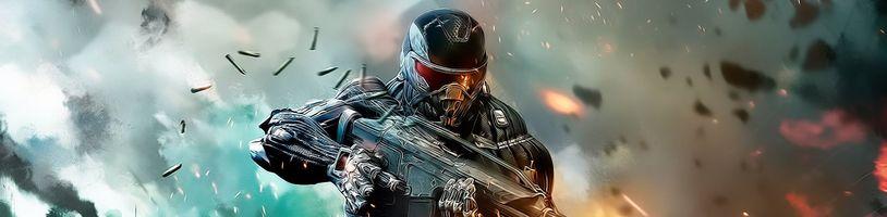 Crysis se blíží, prodeje Resident Evil 3, zemřel dabér Soldiera z Team Fortress 2