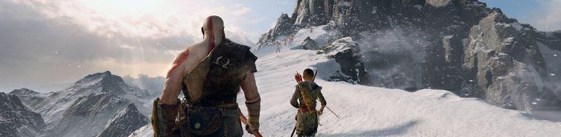 Na God of War: Ragnarok se podílejí zkušení designéři