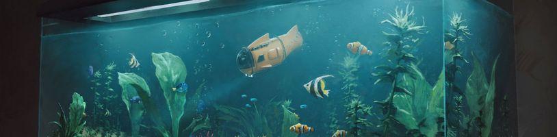 Ve Fishkeeper se stanete akvaristou a budete se starat o rybičky