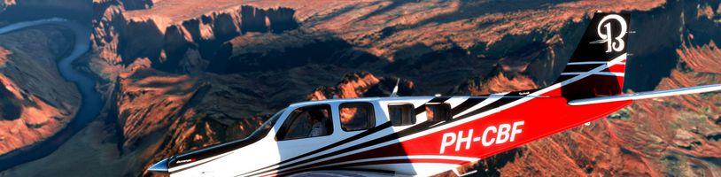 Microsoft Flight Simulator bude obohacen o vrtulníky