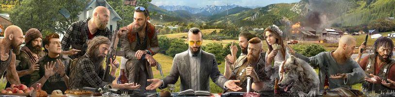 Nové odhalení ohledně Far Cry série