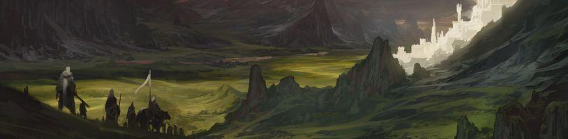 Knižní série a univerza, která definovala žánr fantasy: Část první