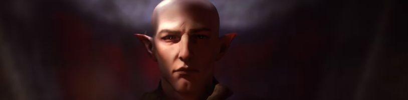 Nové Dragon Age v zajímavém traileru