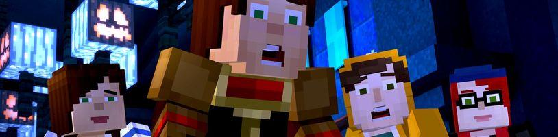 Minecraft: Story Mode je poslední hrou od Telltale Games, která nadobro zmizí