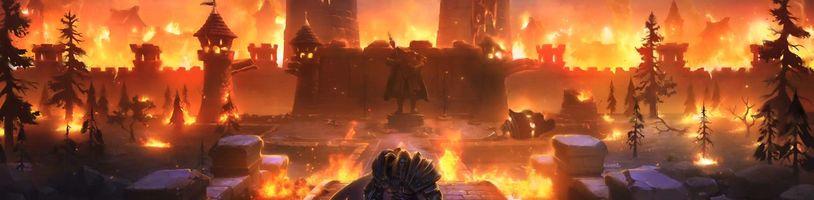 Kampaň Warcraftu 3 Reforged nakonec bude beze změny od původního dílu