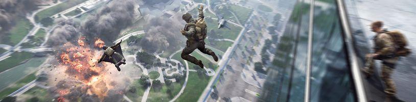 Battlefield 2042 má za partnera Nvidii, Logitech i Xbox Series X/S. Co to znamená?