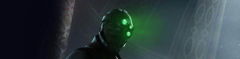 Ubisoft škádlí s novým Splinter Cell